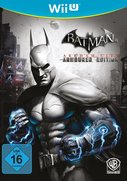 Cover zu Batman: Arkham City - Armoured Edition - Wii U