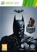 Cover zu Batman: Arkham Origins - Xbox 360