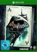 Cover zu Batman: Return to Arkham - Xbox One