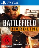 Cover zu Battlefield Hardline - PlayStation 4