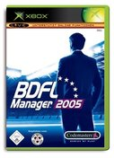 Cover zu BDFL Manager 2005 - Xbox