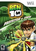 Cover zu Ben 10: Protector of Earth - Wii
