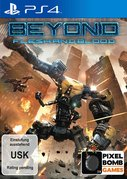Cover zu Beyond Flesh and Blood - PlayStation 4