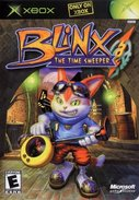 Cover zu Blinx: The Time Sweeper - Xbox
