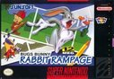 Cover zu Bugs Bunny Rabbit Rampage - SNES