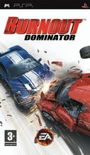 Cover zu Burnout Dominator - PSP
