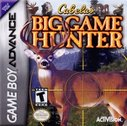 Cover zu Cabela's Big Game Hunter - Game Boy Advance