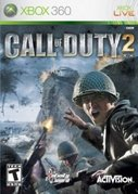 Cover zu Call of Duty 2 - Xbox 360