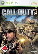 Cover zu Call of Duty 3 - Xbox 360