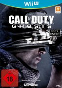 Cover zu Call of Duty: Ghosts - Wii U