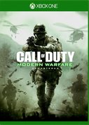 Cover zu Call of Duty: Modern Warfare Remastered - Xbox One