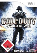 Cover zu Call of Duty: World at War - Wii
