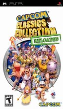 Cover zu Capcom Classics Collection Reloaded - PSP