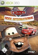 Cover zu Cars Hook International - Xbox 360