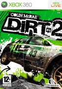 Cover zu Colin McRae: DiRT 2 - Xbox 360