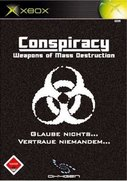 Cover zu Conspiracy: Weapons of Mass Destruction - Xbox