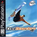 Cover zu Cool Boarders 4 - PlayStation