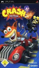 Cover zu Crash Tag Team Racing - PSP