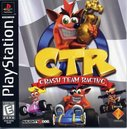Cover zu Crash Team Racing - PlayStation