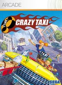 Cover zu Crazy Taxi - Xbox 360