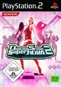 Cover zu Dancing Stage SuperNOVA2 - PlayStation 2