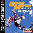 Cover zu Dave Mirra Freestyle BMX - PlayStation