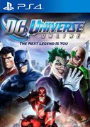 Cover zu DC Universe Online - PlayStation 4
