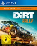 Cover zu DiRT Rally - PlayStation 4