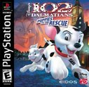 Cover zu Disney's 102 Dalmatiner: Puppies to the Rescue - PlayStation
