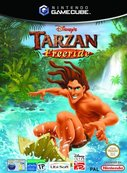 Cover zu Tarzan Freeride - GameCube