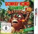Cover zu Donkey Kong Country Returns 3D - Nintendo 3DS