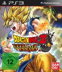 Cover zu Dragon Ball Z: Ultimate Tenkaichi - PlayStation 3