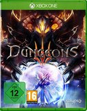 Cover zu Dungeons 3 - Xbox One