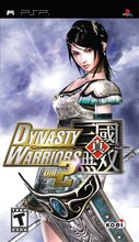 Cover zu Dynasty Warriors Vol. 2 - PSP