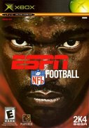Cover zu ESPN NFL Football - Xbox