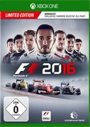 Cover zu F1 2016 - Xbox One