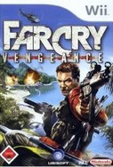 Cover zu Far Cry Vengeance - Wii