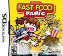 Cover zu Fast Food Panic - Nintendo DS