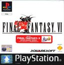 Cover zu Final Fantasy VI - PlayStation