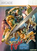 Cover zu Final Fight: Double Impact - Xbox 360