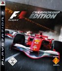 Cover zu Formula One Championship Edition - PlayStation 3