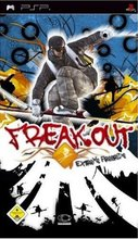 Cover zu Freak Out: Extreme Freeride - PSP