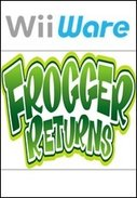 Cover zu Frogger Returns - Wii