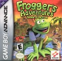 Cover zu Frogger's Adventures: Temple of the Frog - Game Boy Advance