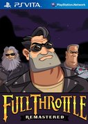 Cover zu Full Throttle Remastered - PS Vita