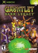 Cover zu Gauntlet: Dark Legacy - Xbox