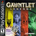 Cover zu Gauntlet Legends - PlayStation