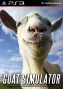 Cover zu Goat Simulator - PlayStation 3