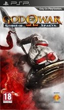 Cover zu God of War: Der Geist Spartas - PSP