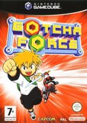 Cover zu Gotcha Force - GameCube
